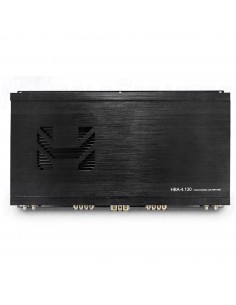Black Hydra HBA 4.130 amplifier 4 channels class AB