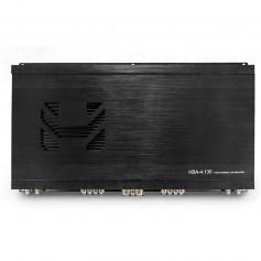 Black Hydra HBA 4.130 amplifier 4 channels class AB