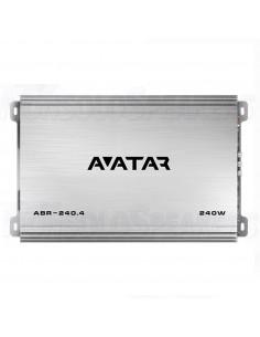 Avatar ABR-240.4 amplifier 4 channel