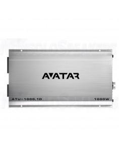 Avatar ATU-1000.1D mono amplifier