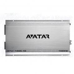 Avatar ATU-1000.1D mono amplifier
