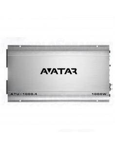 Avatar ATU-1000.4 4 channel amplifier