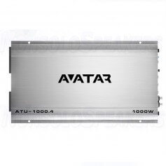 Avatar ATU-1000.4 4 channel amplifier