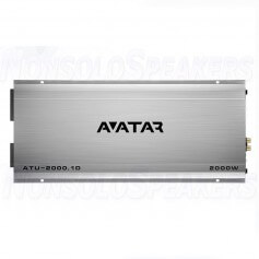 Avatar ATU-1500.1D mono amplifier
