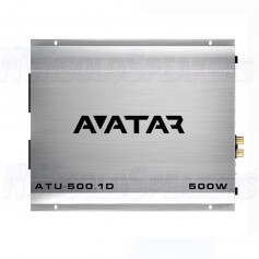 Avatar ATU-500.1D mono amplifier