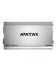 Avatar ATU-600.4 4 channel amplifier