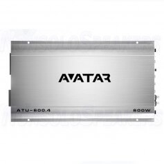 Avatar ATU-600.4 4 channel amplifier