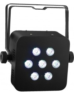 IMG STAGELINE PARL-174DMX LED spotlight