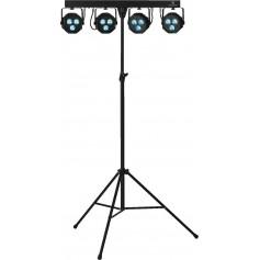 IMG STAGELINE PARL-45SET LED spotlight set