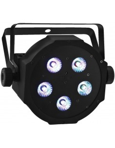 IMG STAGELINE PARL-5RGBW LED spotlight