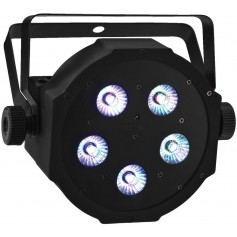 IMG STAGELINE PARL-5RGBW LED spotlight