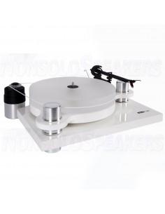 BLOCK AUDIO PS-100+ Turntable black + Ortofon OM5E