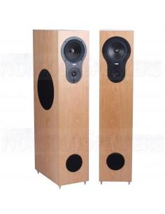 Rega RX-FIVE loudspeaker system 2,5 ways cherry