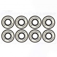 Killer Speed Charger white Bearings 8-Pack