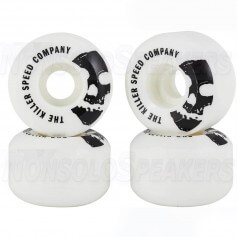 Killer Wide Cut Skateboard Wheels 4-Pack - volts