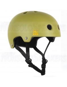 Alk13 Helium V2 Skate Helmet green