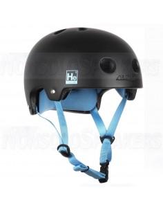 Alk13 Helium V2 Skate Helmet BLAck bue