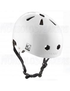 Alk13 Krypton Glossy Helmet white