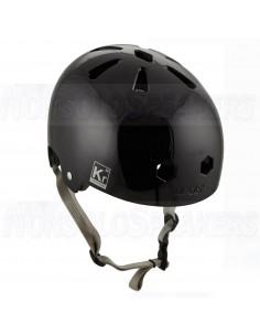 Alk13 Krypton Glossy Helmet black