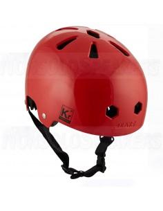 Alk13 Krypton Glossy Helmet red