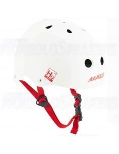 Alk13 H2O+ Mat Helmet white