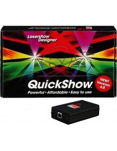 IMG STAGELINE PANGOLIN-SET Show laser control