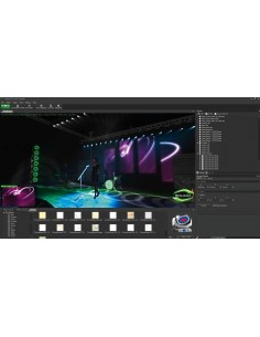 IMG STAGELINE REALIZZER-3D Real-time visualisation