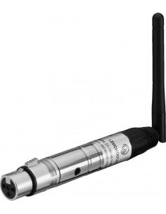 IMG STAGELINE WDMX-3F Wireless DMX transceivers
