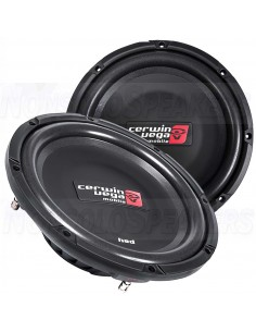 "Cerwin-Vega HED 10 ""Shallow 2x2 ohm HS102D"