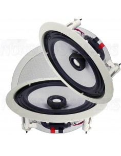 "ICI82-C - 8"" TB-Speakers - 8ohm. x2 pz TANG BAND (FOR WALL)"