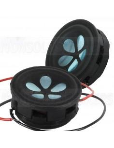 "W1-1815SA - 1.25"" Full Range TB-Speakers tang band"
