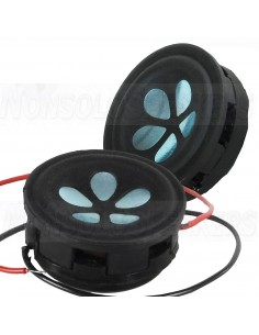 "W1-1815SA - 1.25"" Full Range TB-Speakers tang band"