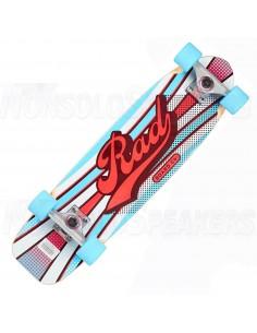 RAD Cali Cruiser Skateboard Milkshake