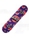 RAD Dude Crew Complete Skateboard Watermelon