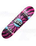 RAD Dude Crew Complete Skateboard Volts