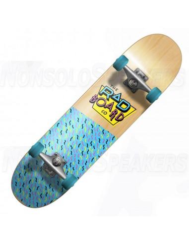 RAD Dude Crew Complete Skateboard wiggle