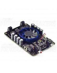Luxus Audio AMB2100NR - 2x100 Bluetooth Class D amplifier