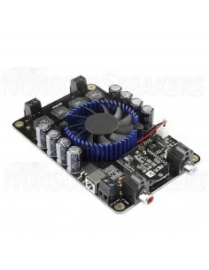 Luxus Audio AMB2100AR - 2x100W Class D Amplifier - Bluetooth APT-X