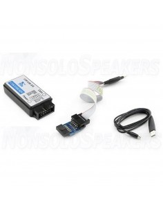 Luxus Audio PRCUSBCSR - USB-SPI CSR Programmer with Programming Cable Kit