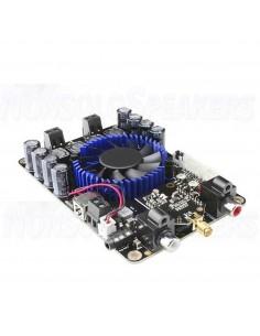 Luxus Audio AMB2050TR - 2x50W Bluetooth Stereo D-Class Amplifier with TWS-APT-X