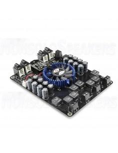 Luxus Audio AMB4100NR - 4x100W Bluetooth Class D amplifier