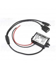 Luxus Audio ALC52V5V3AU - USB Transformer Converter Voltage 8-52V to 5V