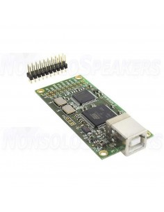 Luxus Audio USB2I2S01 - USB-I2S 32bit and DSD converter