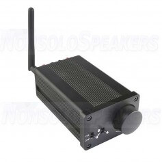 Luxus Audio AMC2015NR - 2x15W Bluetooth Class D amplifier with case