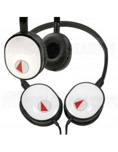 PRO-JECT HEAR IT TWO HEADPHONE WHITE