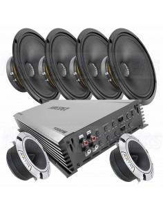 """AVATAR KIT COMPLETE AMP+SPK 8"""""""