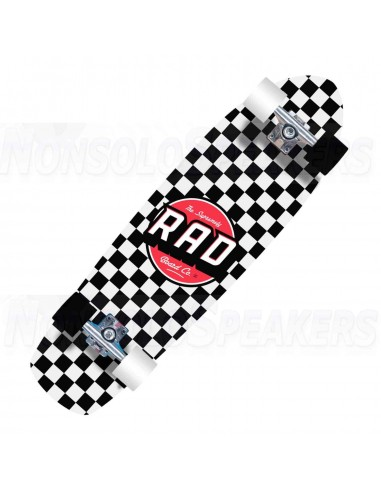 RAD Retro Roller Cruiser Board Checkers