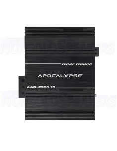 Apocalypse AAB-2900.1D Mono Amplifier class D