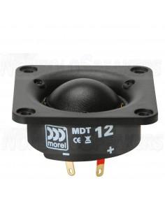 MOREL MDT 12 - 28mm Soft Dome Tweeter