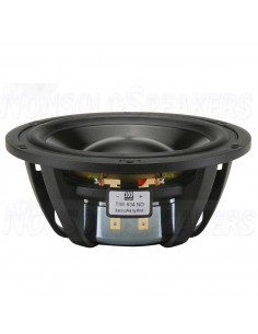 "MONACOR TIW 634ND - 6"" Woofer - Morel Titanium"